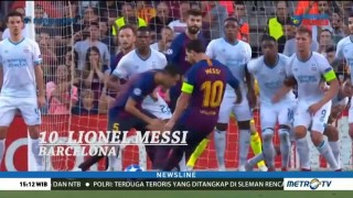 10 Gol Terbaik Sepanjang Penyisihan Liga Champions