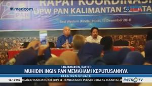 Dipecat PAN, Muhidin Tetap Dukung Jokowi