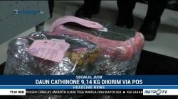 Bea Cukai Juanda Gagalkan Upaya Penyelundupan Narkotika Internasional