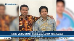 Polrestabes Bandung Selidiki Kematian Adik Emil Dardak