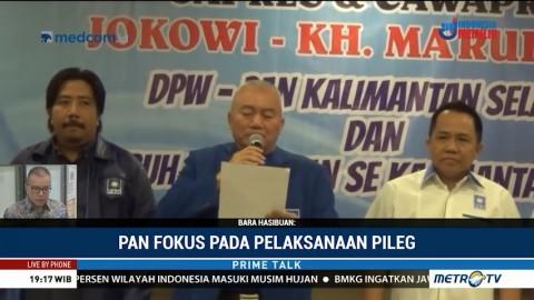 Kader di Daerah Dukung Jokowi, PAN: Ini Strategi Pileg