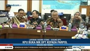 KPU Buka Akses NIK DPT untuk Parpol