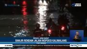 Jalan Inspeksi Kalimalang Terendam Banjir