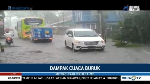 Sejumlah Kawasan di Lembang Terendam Banjir