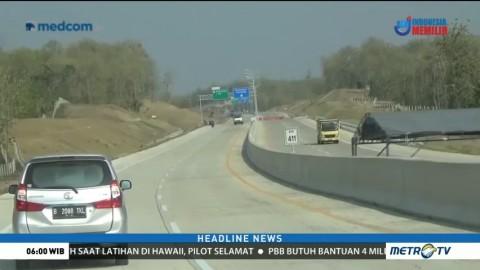 Menteri Jonan Minta Akses BBM di Tol Trans Jawa Diperbanyak