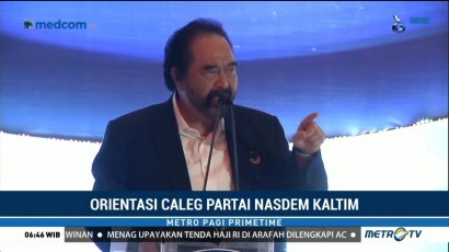 Surya Paloh: Kemenangan Jokowi-Ma'ruf di Atas Kepentingan NasDem