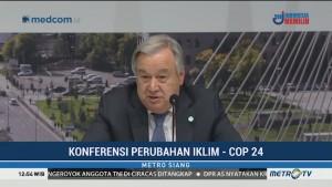 Pembahasan Penerapan Perjanjian Paris Berlangsung Alot