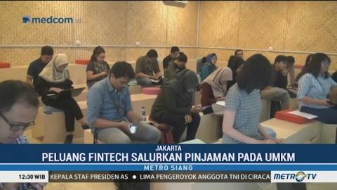 OJK dan Fintech Berupaya Tingkatkan Inklusi Keuangan