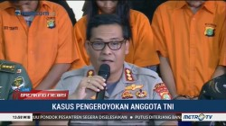 Peran Lima Tersangka Pengeroyokan Anggota TNI di Ciracas