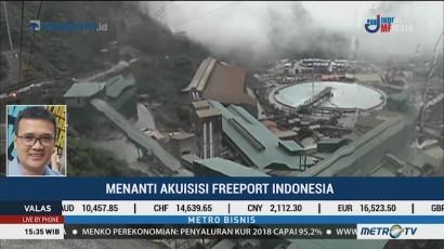Inalum Siap Lunasi Divestasi Freeport
