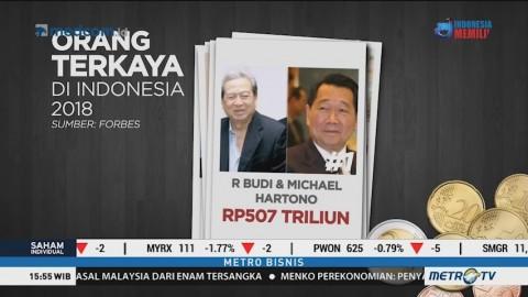 10 Orang Terkaya Indonesia versi Forbes