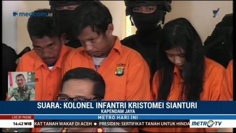 Masyarakat Diminta Laporkan Keterlibatan TNI Serang Polsek