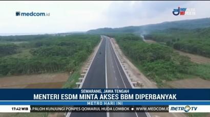Menteri ESDM Minta Akses BBM di Trans Jawa Diperbanyak