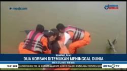 Dua Korban Banjir di Riau Ditemukan Tewas
