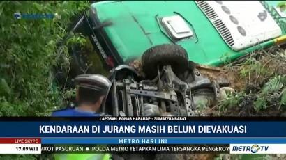 Jalinsum Padang-Jambi Sudah Bisa Dilalui Kendaraan