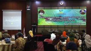 Evaluasi Bansos Pangan 2018 Yogyakarta