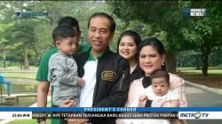 Sabtu Bersama Keluarga Presiden Jokowi