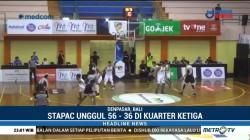 Stapac Jakarta Menang atas Hangtuah Sumsel