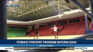 Perbasi Percepat Program Naturalisasi Pemain Timnas