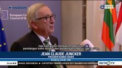 Brexit Masuk Pembahasan KTT Uni Eropa di Hari Kedua