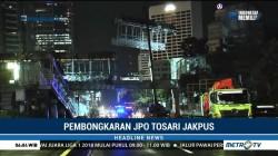 Pembongkaran JPO Tosari Dilakukan Bertahap