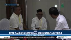 Berkunjung ke Aceh, Presiden Jokowi Bertemu Nyak Sandang