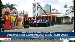 Anies akan Sambut Pawai Persija di Balai Kota
