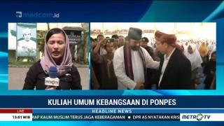 Isi Kuliah Umum Kebangsaan di Lombok, Ini Pesan Surya Paloh