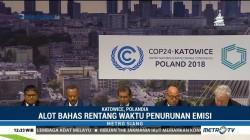 KTT Perubahan Iklim Terancam Buntu