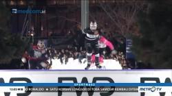 Cameron Naasz Juarai Red Bull Crashed Ice Yokohama 2018