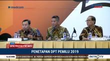 KPU Gelar Rapat Pleno Rekapitulasi DPT Hasil Perbaikan Tahap II