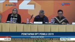 Direvisi KPU, Jumlah DPT Pemilu 2019 Sebanyak 192,8 Juta Pemilih