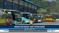 Natal dan Tahun Baru, Terminal Terpadu Merak Siapkan 370 Bus