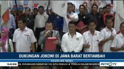 Dukungan Jokowi di Jawa Barat Bertambah