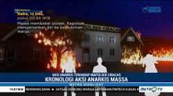 Aksi Anarkis di Mapolsek Ciracas