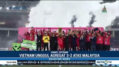 Vietnam Juara Piala AFF 2018
