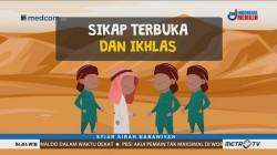 Syiar Sirah Nabawiyah: Keterbukaan Pemikiran & Prinsip Ikhlas dalam Berjuang (1)