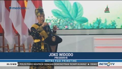 Jokowi Sebut Tol Trans Sumatera Menguntungkan Masyarakat