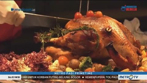 Melihat Proses Pembuatan Roast Turkey