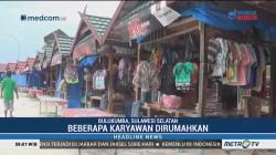 Pengunjung Objek Wisata Pantai di Jepara Turun Hingga 80 Persen