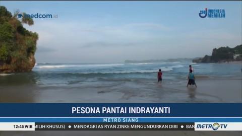 Pesona Alam Pantai Indrayanti