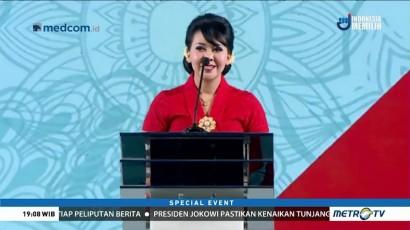 Peluncuran Buku 'Jokowi Menuju Cahaya' (1)