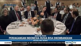 Proyeksi Perdagangan Indonesia dan Rusia di Tahun 2019