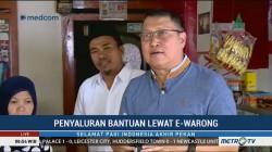 Bantuan Pangan Non-Tunai Lewat E-Warung (2)