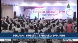 DPD Sedulur Jokowi Jatim Resmi Dikukuhkan