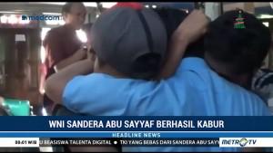 Seorang WNI Sandera Abu Sayyaf Berhasil Kabur