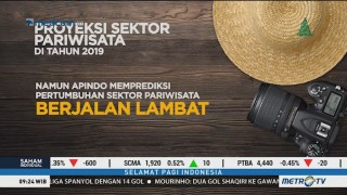 Proyeksi Sektor Pariwisata Indonesia Tahun 2019