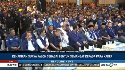 NasDem Gelar Temu Kader dari Lima DPD di Jatim