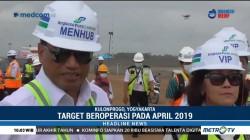 Menhub Optimis Bandara Baru Yogyakarta April 2019 Beroperasi