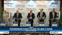 Penandatanganan Kerjasama EFTA-Indonesia